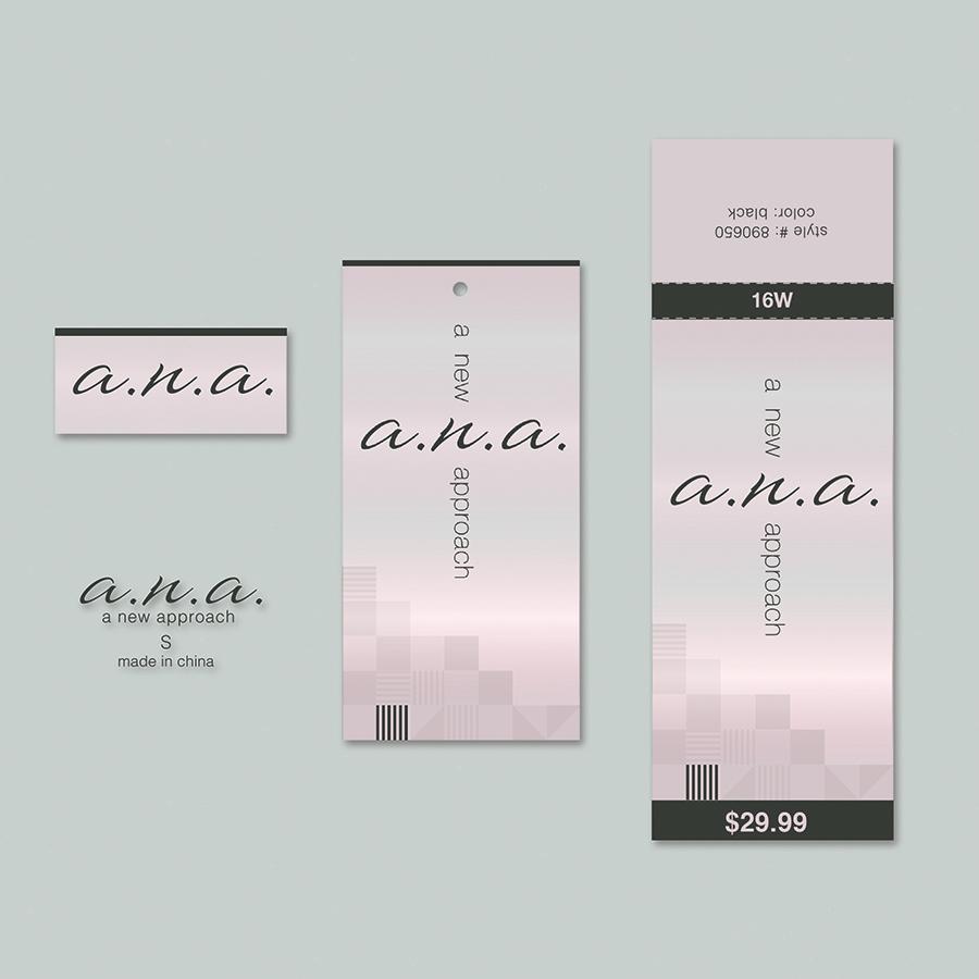 A.n.a. Apparel Trim package